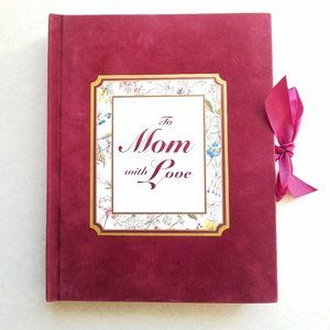 Vintage Floral Photo Album ** Mother's Day Gift!